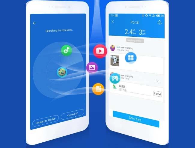 Cara Transfer File Dari Iphone Ke Laptop Dengan Shareit Nanyak Com